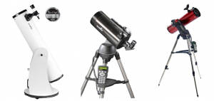 Telescopes for hire