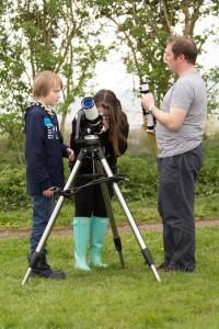 telescope tutorial